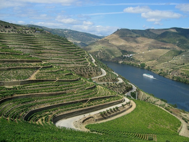 Douro rivier - Fly drive Noord Portugal